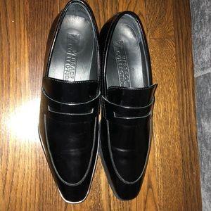 Versace men's dress shoes